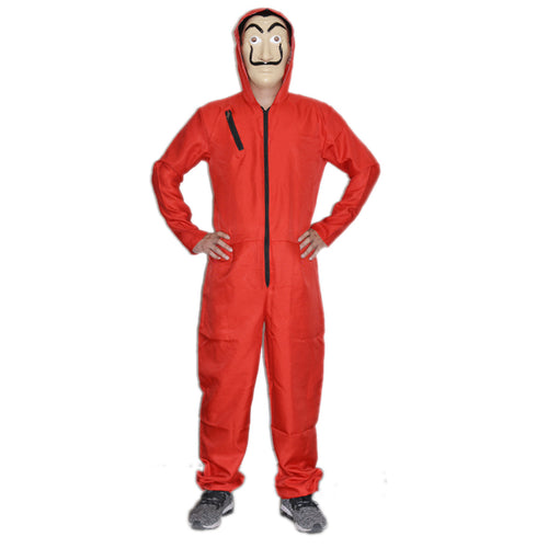 Cosplay Costume Money Heist Salvador Dali