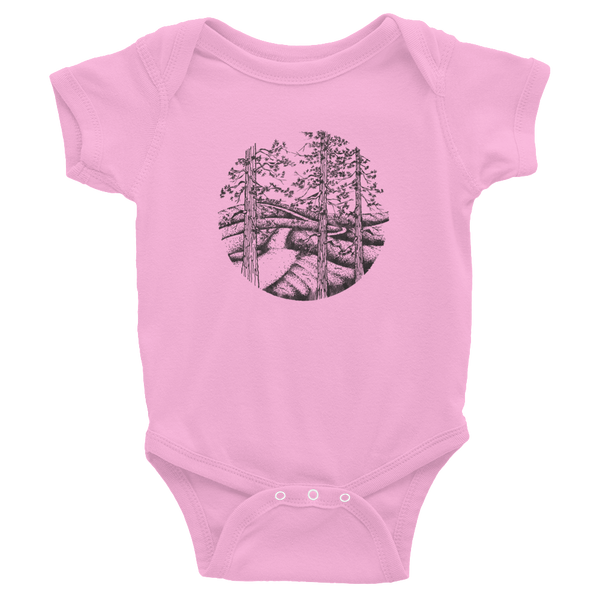 Whispering Pines Infant Bodysuit