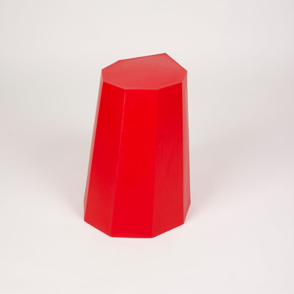 Arnold Circus Stool - Red