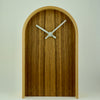 Walnut Arch Clock