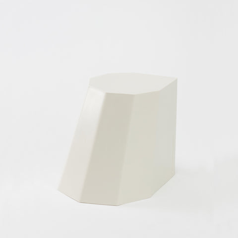 Arnoldino Stool - White