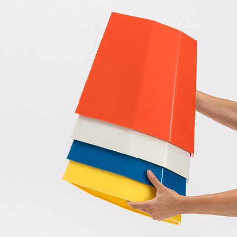 Arnoldino Stool - Orange