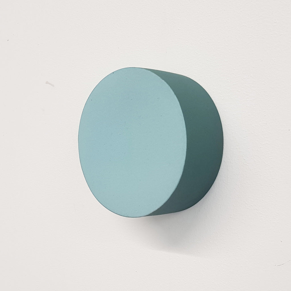 Dot single - Two Tone - Pale Blue / Teal