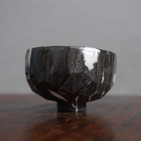Smooth Diorite Tea Bowl