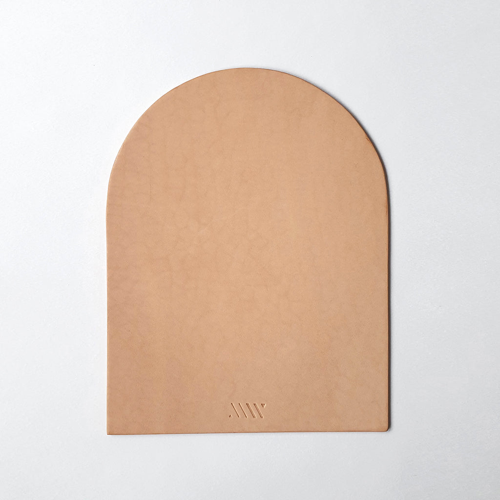Mouse Mat in Natural