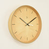 Maple Wall Clock