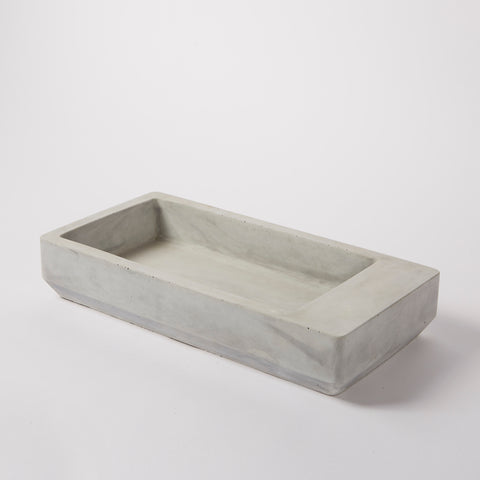 Mulberry A Concrete Bowl Grey