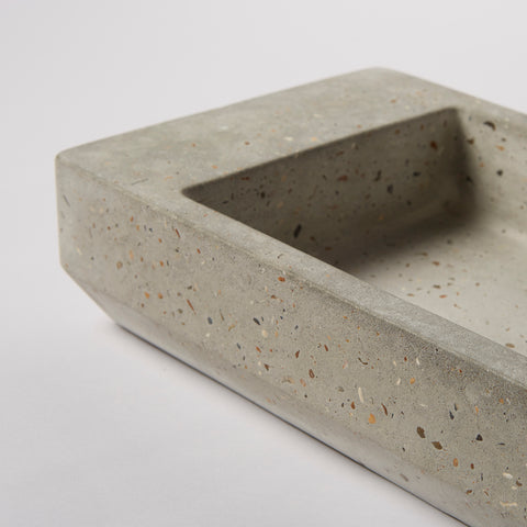 Mulberry A Concrete Bowl Mottled