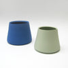 Celadon Green Tapered Porcelain Vessels