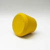 Fahlman Yellow Tapered Porcelain Vessel