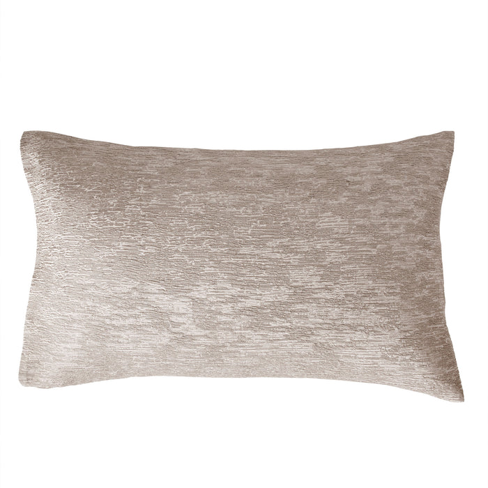 Alloy Taupe Sham - DKNY Home