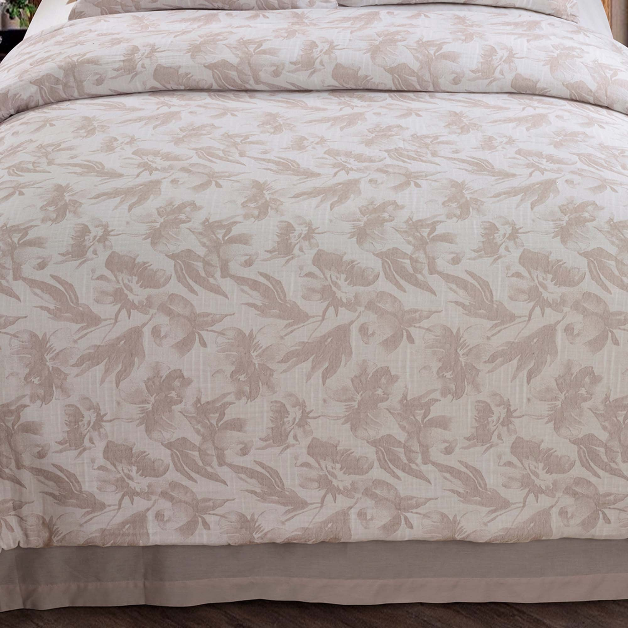 Almaria Blush 3-Piece Comforter Set [Luxury comforter Sets] [by Latest Bedding]