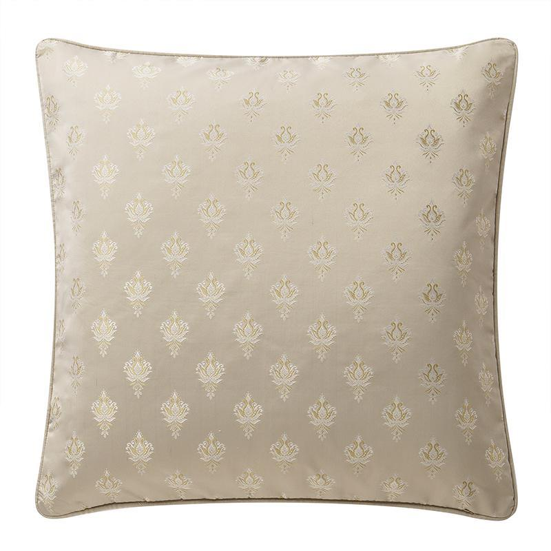 Sham Annalise Gold Euro Sham Latest Bedding