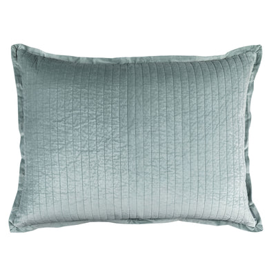 Aria Sky Luxe Euro Pillow - Lili Alessandra [Luxury comforter Sets] [by Latest Bedding]