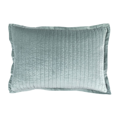 Aria Sky Pillow - Lili Alessandra [Luxury comforter Sets] [by Latest Bedding]