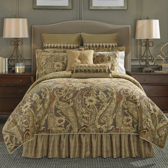 Ashton Multi 4-Piece Comforter Set By Croscill