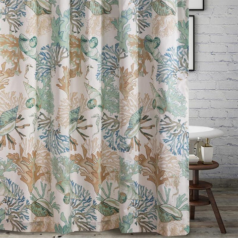 Shower Curtain Atlantis Jade Bath Shower Curtain Latest Bedding