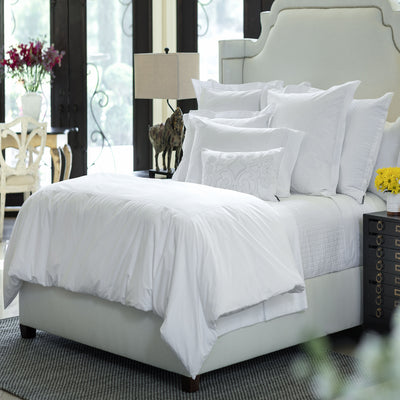 Bella White Duvet - Lili Alessandra [Luxury comforter Sets] [by Latest Bedding]