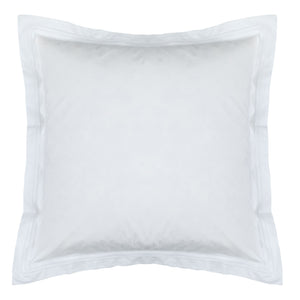 Bella White Euro Sham - Lili Alessandra [Luxury comforter Sets] [by Latest Bedding]