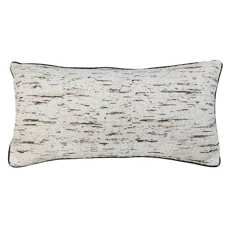 Birch Bear Rectangular Decorative Pillow [Luxury comforter Sets] [by Latest Bedding]