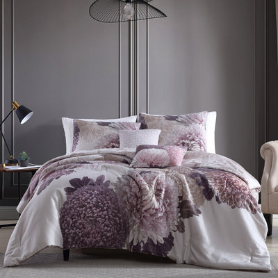 Bloom 5-Piece Comforter Set Comforter Sets By Bebejan
