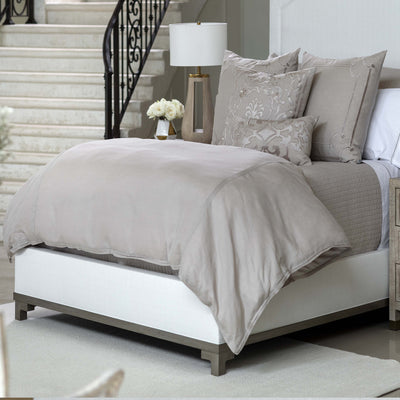 Bloom Raffia Linen Duvet Cover Duvet By Lili Alessandra
