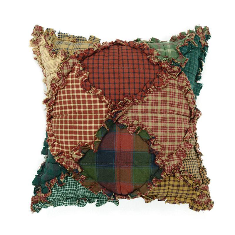 Campfire Decorative Pillowz [Luxury comforter Sets] [by Latest Bedding]