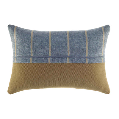 "Captain's Quarter Beige Boudoir Throw Pillow 19"" x 13"" Throw Pillows By Croscill Home LLC"