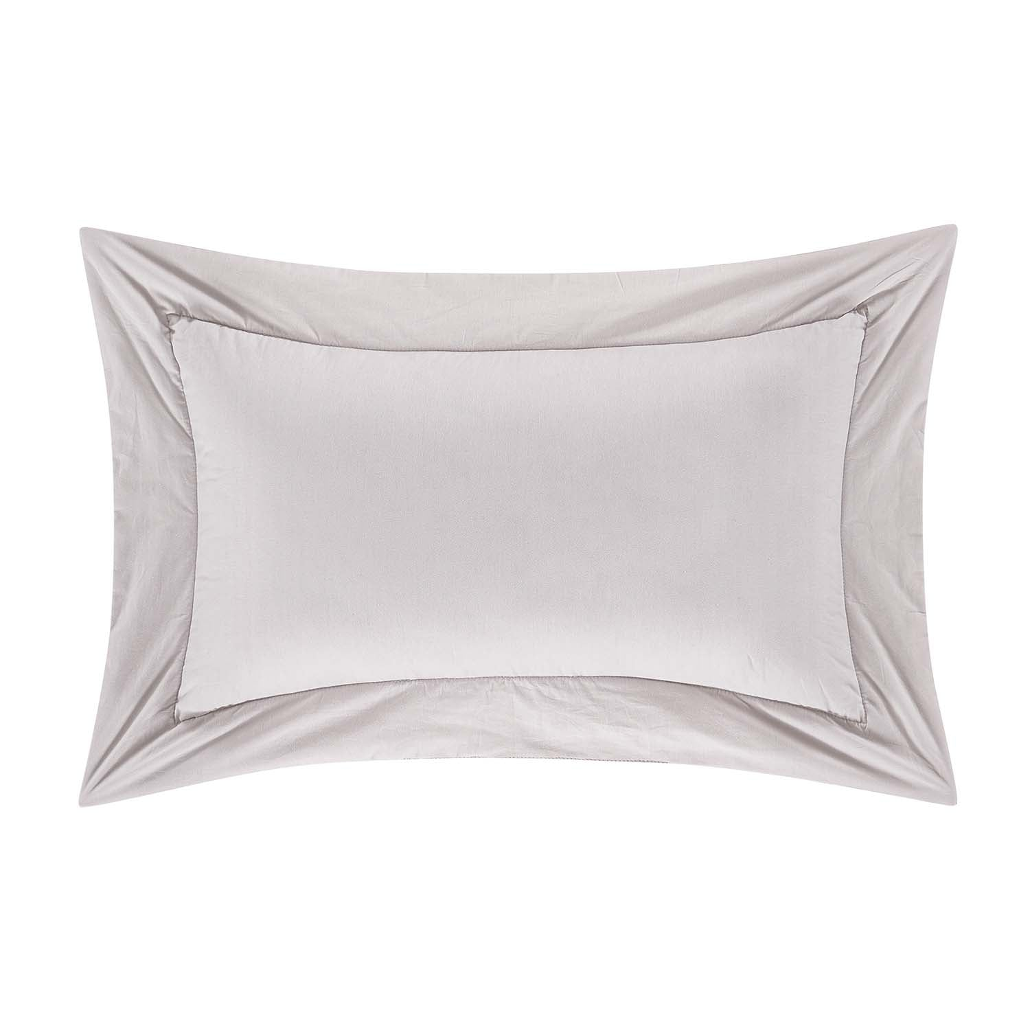 Cherry Blossom Grey Boudoir Decorative Throw Pillow [Luxury comforter Sets] [by Latest Bedding]