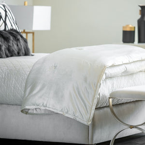 Chloe Ivory Comfortlet - Lili Alessandra [Luxury comforter Sets] [by Latest Bedding]
