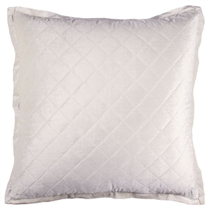 Chloe Ivory Euro Pillow - Lili Alessandra [Luxury comforter Sets] [by Latest Bedding]