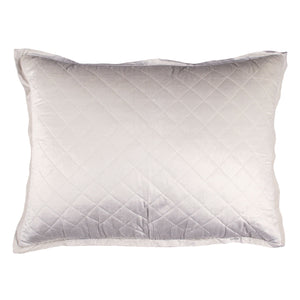 Chloe Ivory Luxe Euro Pillow - Lili Alessandra [Luxury comforter Sets] [by Latest Bedding]