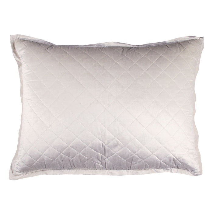 Chloe Ivory Luxe Euro Pillow - Lili Alessandra