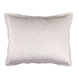 Chloe Ivory Pillow - Lili Alessandra [Luxury comforter Sets] [by Latest Bedding]