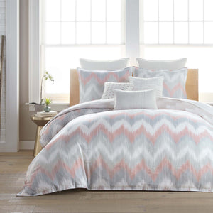Clapton Multi 3-Piece Comforter Set By Croscill [Luxury comforter Sets] [by Latest Bedding]