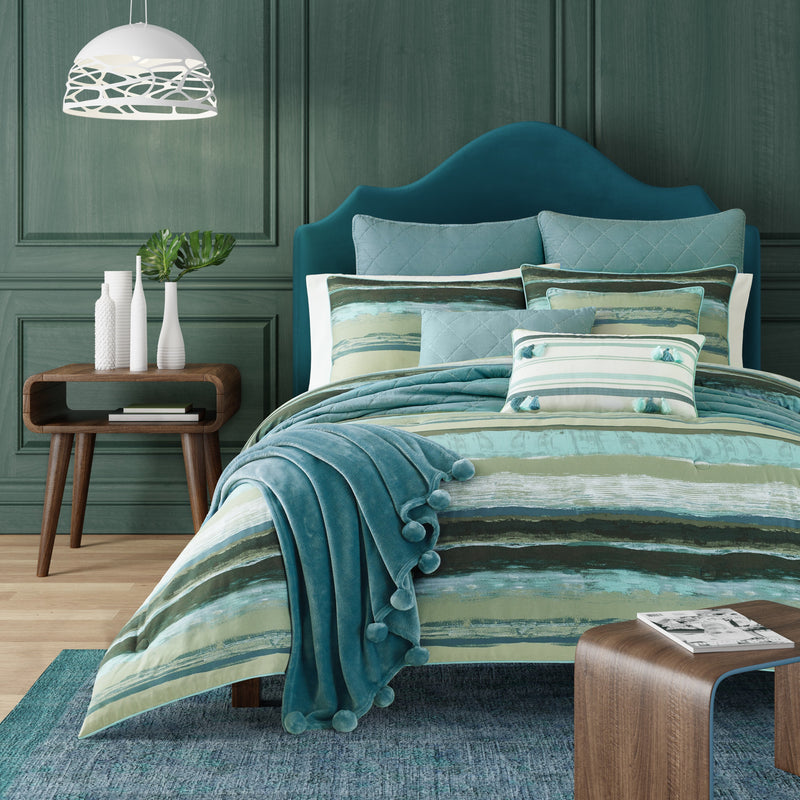 Cordoba Forest 3-Piece Comforter Set [Luxury comforter Sets] [by Latest Bedding]