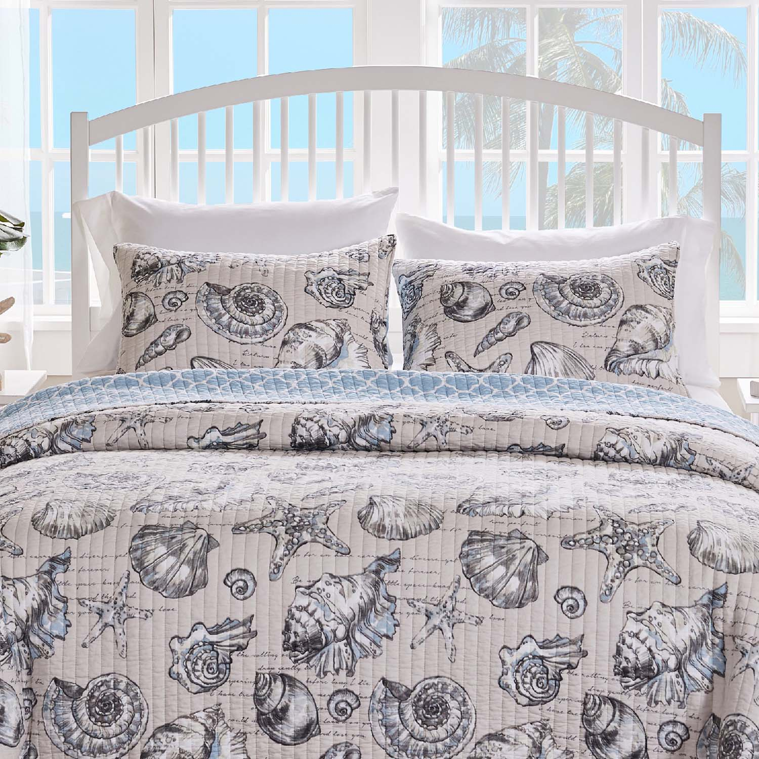 Cruz Linen Sham [Luxury comforter Sets] [by Latest Bedding]