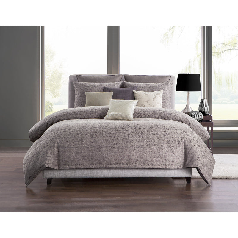 Driftwood Plum 3-Piece Comforter Set [Luxury comforter Sets] [by Latest Bedding]