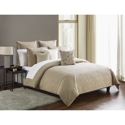 Driftwood Sand 3-Piece Comforter Set [Luxury comforter Sets] [by Latest Bedding]