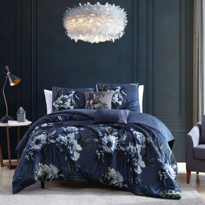 Delphine 5-Piece Comforter Set Comforter Sets By Bebejan
