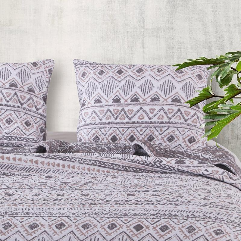 Denmark Multi Sham [Luxury comforter Sets] [by Latest Bedding]