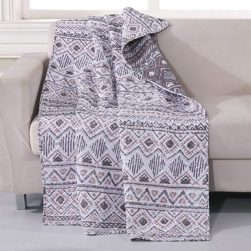 Denmark Multi Throw Throws By Greenland Home Fashions