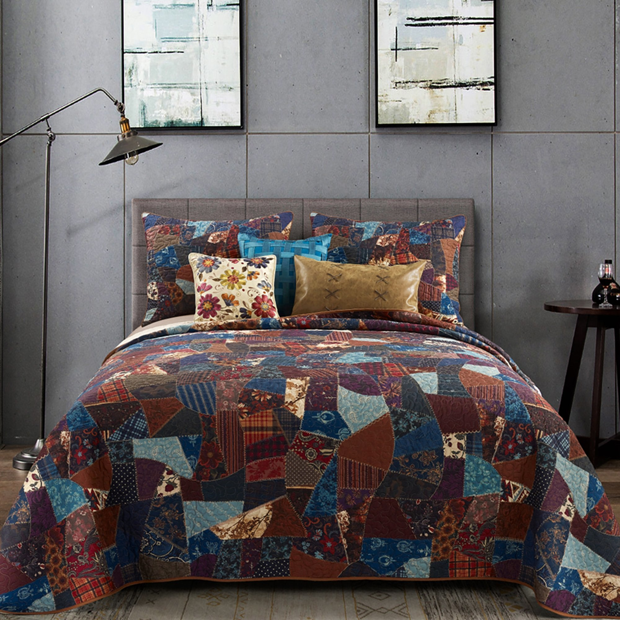Dizzy Multi Quilt Quilt Sets By Donna Sharp