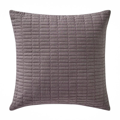 "Driftwood Plum Decorative Pillow 18"" x 18"" [Luxury comforter Sets] [by Latest Bedding]"
