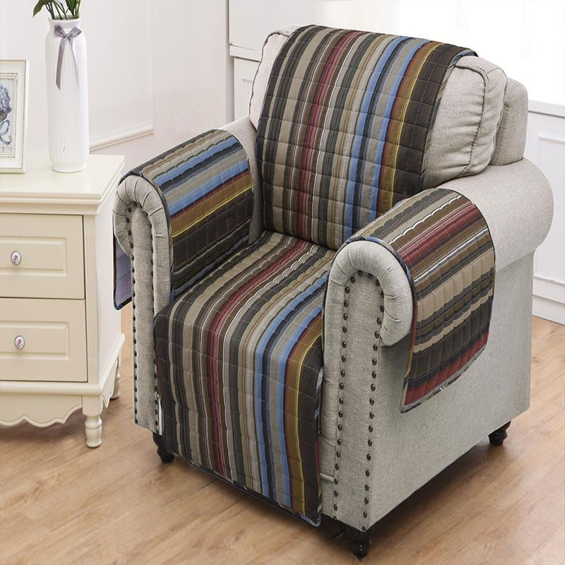Slipcovers Durango Multi Furniture Protector Arm Chair Latest Bedding