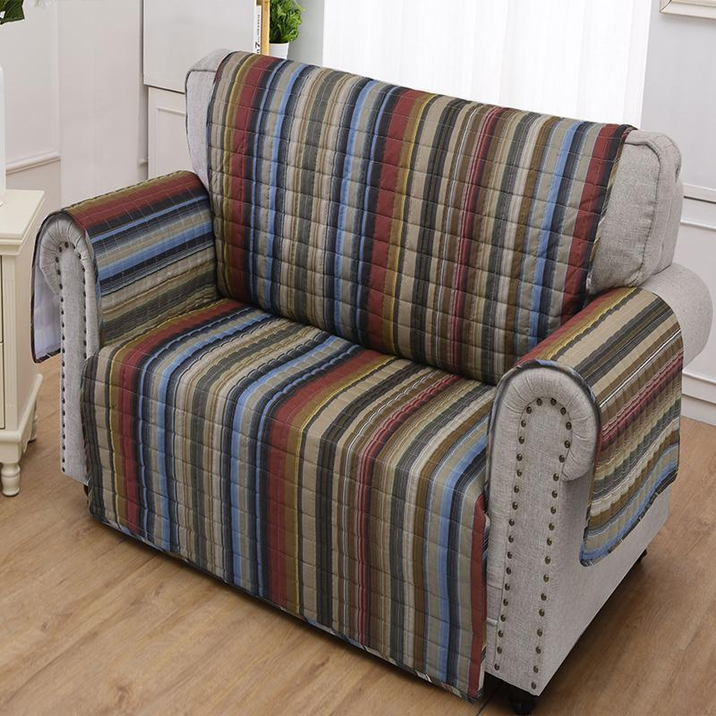 Slipcovers Durango Multi Furniture Protector Loveseat Latest Bedding