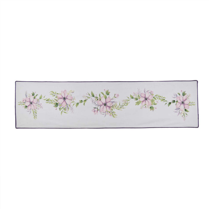 Forget Me Not Window Valance