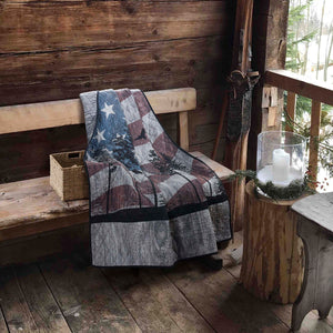 Free Bird Throw [Luxury comforter Sets] [by Latest Bedding]