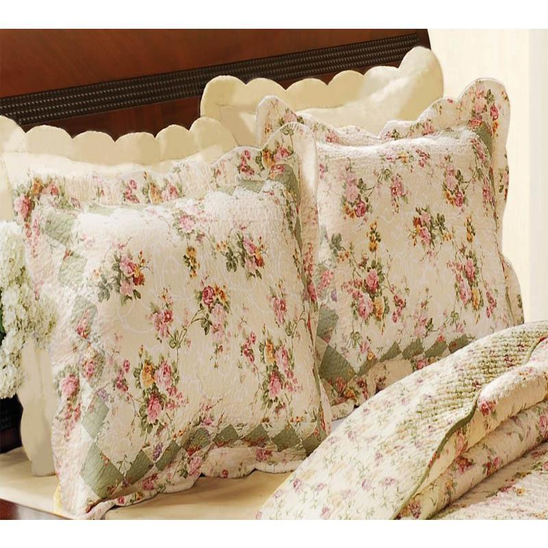 Bliss Ivory Sham [Luxury comforter Sets] [by Latest Bedding]