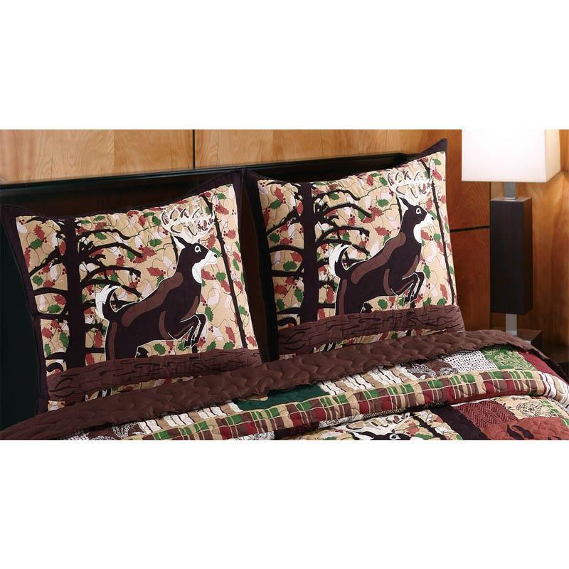 Sham Whitetail Lodge Multi Sham Latest Bedding